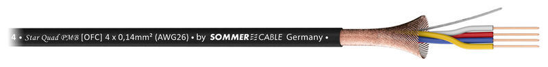 Sommer Cable SC-CICADA 4