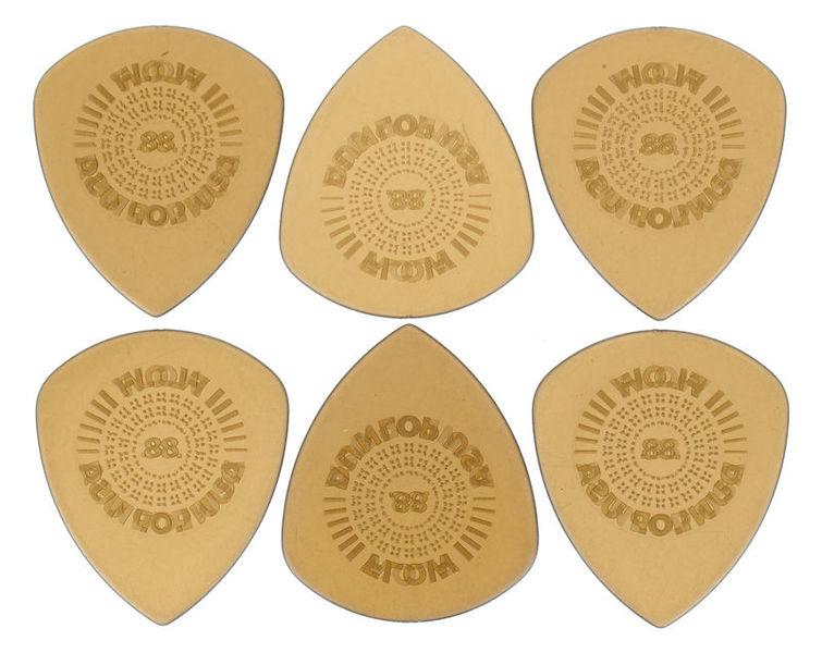 Dunlop Flow Standard Picks 0.88 olive