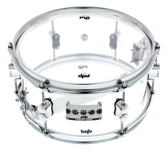 """DW PDP 12""""x06"""" Chad Smith Snare"""