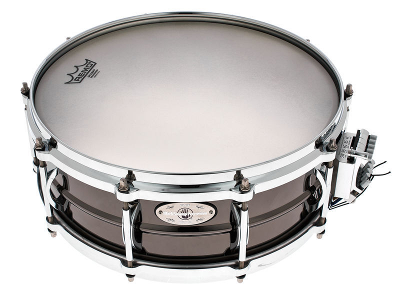 Black Swamp Percussion Multisonic Snare Drum MS514BD