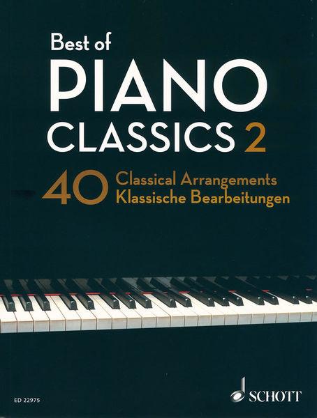 Schott Best Of Piano Classics 2