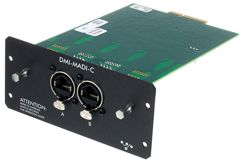 DiGiCo DMI Madi RJ45 Card
