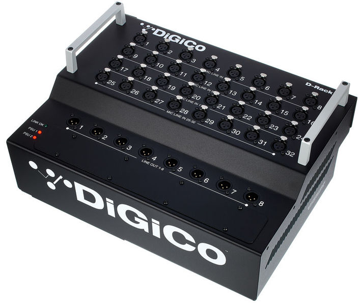 DiGiCo D-Rack 2P
