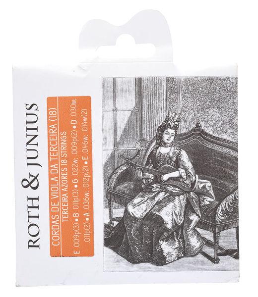 Roth & Junius Viola da Terceira Strings 18