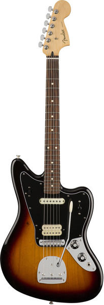 Fender Player Series Jaguar PF 3TS