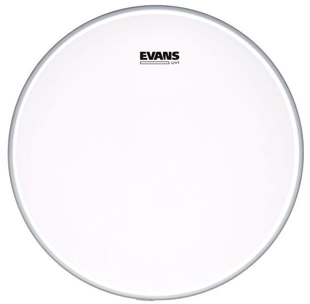 "Evans 18"" UV1 Coated Bass"