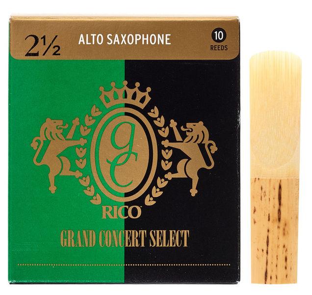 DAddario Woodwinds Grand Concert Select Alto 2.5