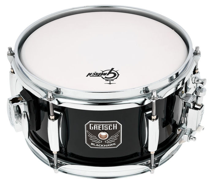 """Gretsch Drums 10""""x5,5"""" Mighty Mini Snare BK"""