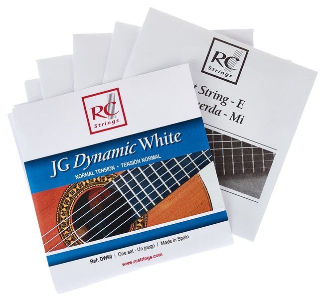 RC Strings DW 90 Dynamic White