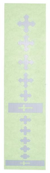 Jockomo Fret Mark-Cross Metallic