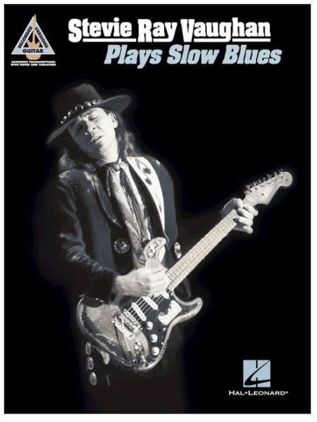 Hal Leonard Stevie Ray Vaughan Slow Blues