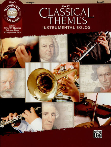 Alfred Music Publishing Easy Classical Themes Trumpet