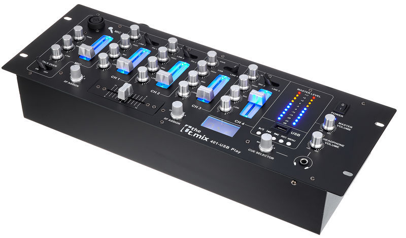 the t.mix 401-USB Play