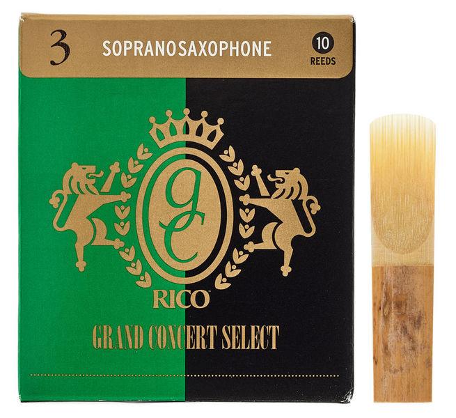 DAddario Woodwinds Grand Concert Soprano 3.0