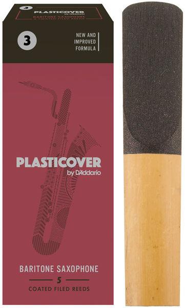 DAddario Woodwinds Plasticover Baritone 3.0