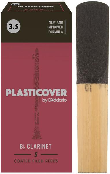 DAddario Woodwinds Plasticover Bb- Clarinet 3.5