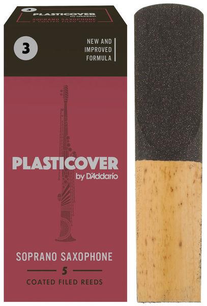DAddario Woodwinds Plasticover Soprano 3.0