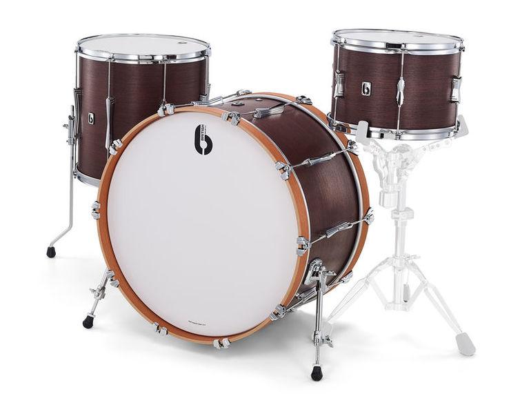 "British Drum Company Lounge Series 24"" Kens. Crown"