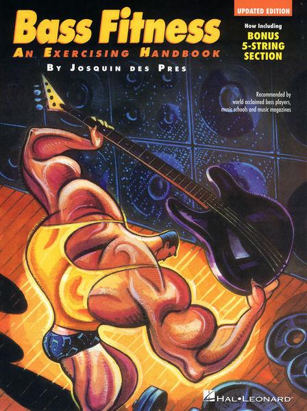Hal Leonard Bass Fitness: An Exercising