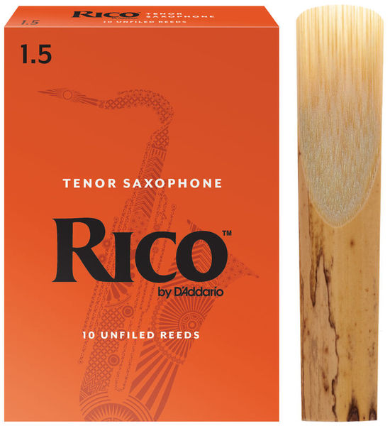 DAddario Woodwinds Rico Tenor Sax 1.5