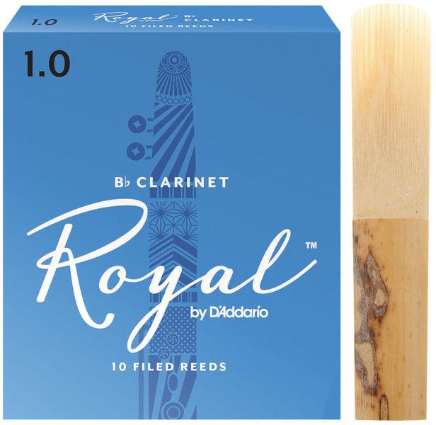 DAddario Woodwinds Royal Bb- Clarinet 1.0