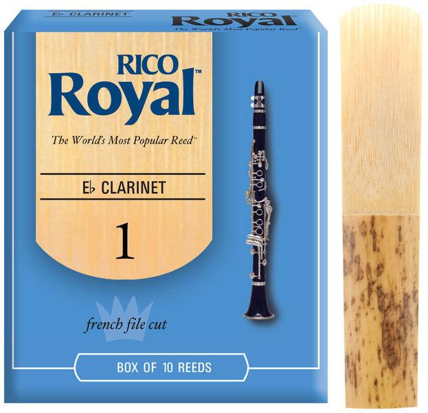 DAddario Woodwinds Royal Boehm Eb-Clarinet 1.0