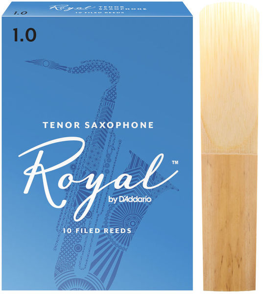 DAddario Woodwinds Royal Tenor Saxophone 1.0