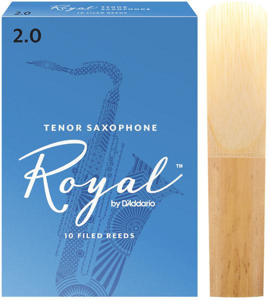 DAddario Woodwinds Royal Tenor Saxophone 2.0