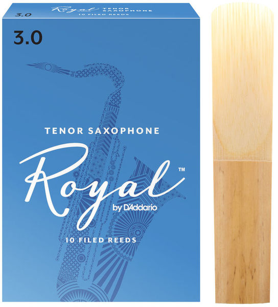 DAddario Woodwinds Royal Tenor Saxophone 3.0