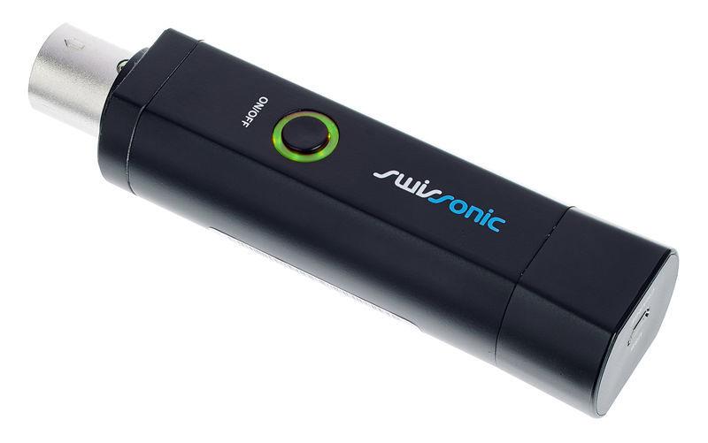Swissonic Bluetooth Receiver