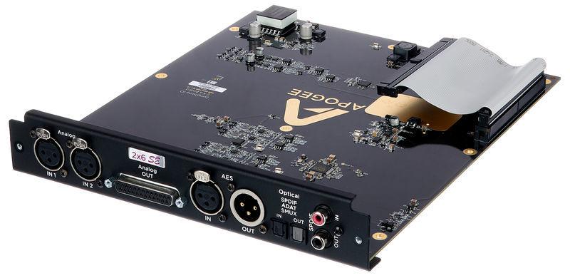 Apogee Symphony I/O Module A2X6 SE