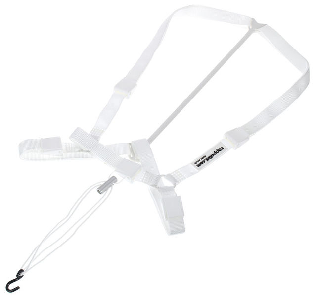 Zappatini Strap Bassoon Regular white