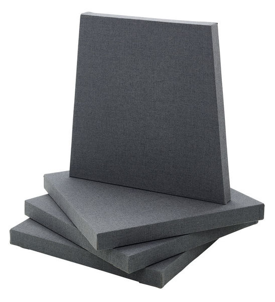 EQ Acoustics Spectrum 2 Q5 Tile 4-pcs Grey