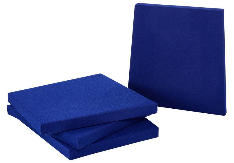 EQ Acoustics Spectrum 2 Q5 Tile 4-pcs Blue