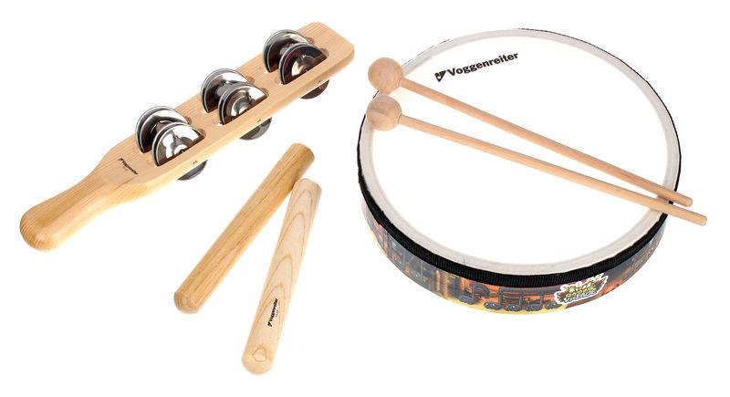 Voggenreiter Rhythmic Village Percussion-S.