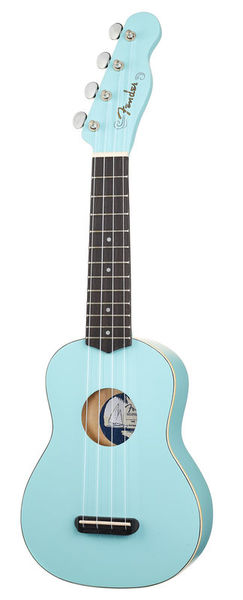 Fender Venice Soprano Ukulele DPB