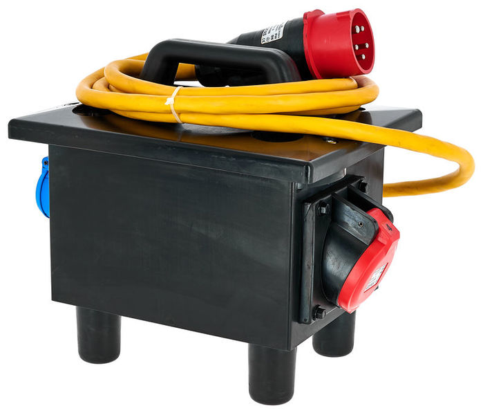 GIFAS PowerDistr. 6200 16A0/1/3 RCD