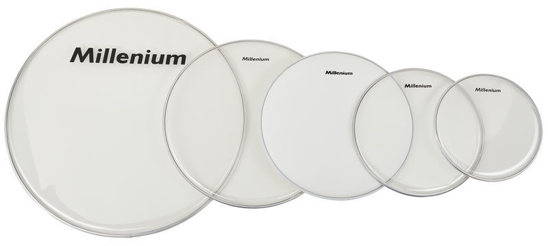 Millenium Drumheadpack 2