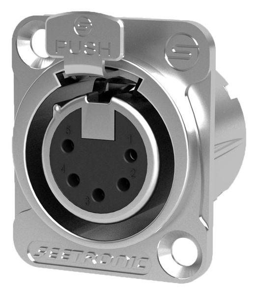 Seetronic MK5F2C 5pin XLR