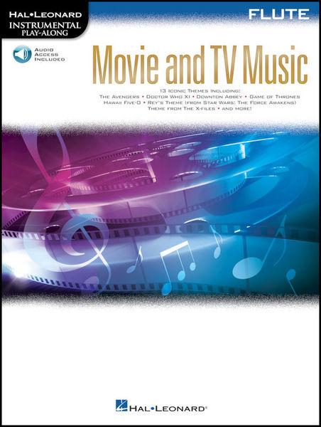 Hal Leonard Movie and TV Music: Flute