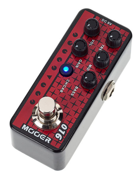 Mooer Micro Preamp 016