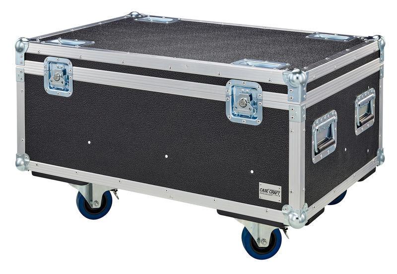 DJ Power Case for 6x V-1 Spark Machine