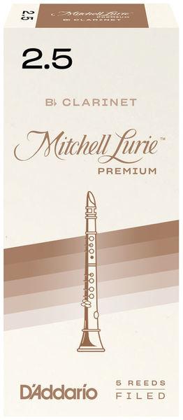 Mitchell Lurie Bb-Clarinet Boehm Premium 2.5