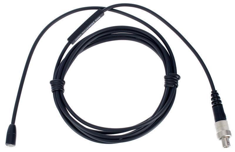 Sennheiser MKE Essential Omni-Black 3-Pin