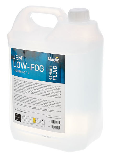 Jem Low-Fog 5l High Density