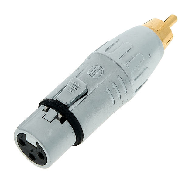 Seetronic MA3FRM Adapter 3pin XLR to RCA
