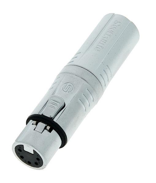 Seetronic MA3M5F Adapter XLR 3pin 5pin