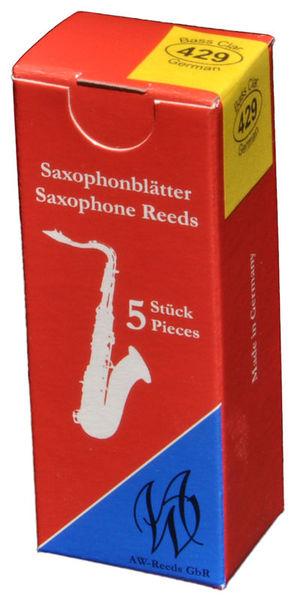 AW Reeds 429 Bass Clarinet German 3