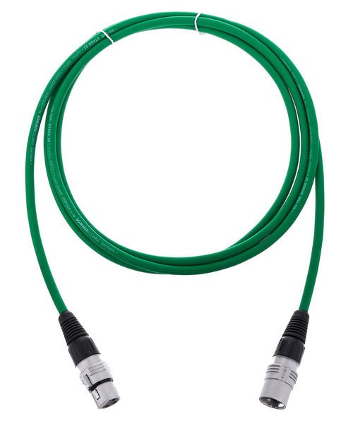 Sommer Cable Stage 22 SGHN GN 2,5m