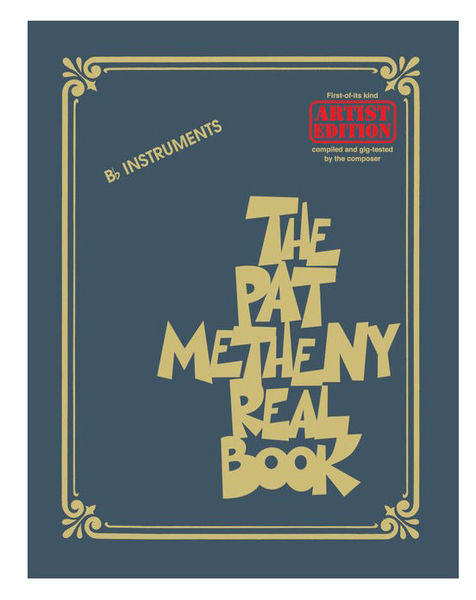 Hal Leonard The Pat Metheny Real Book Bb